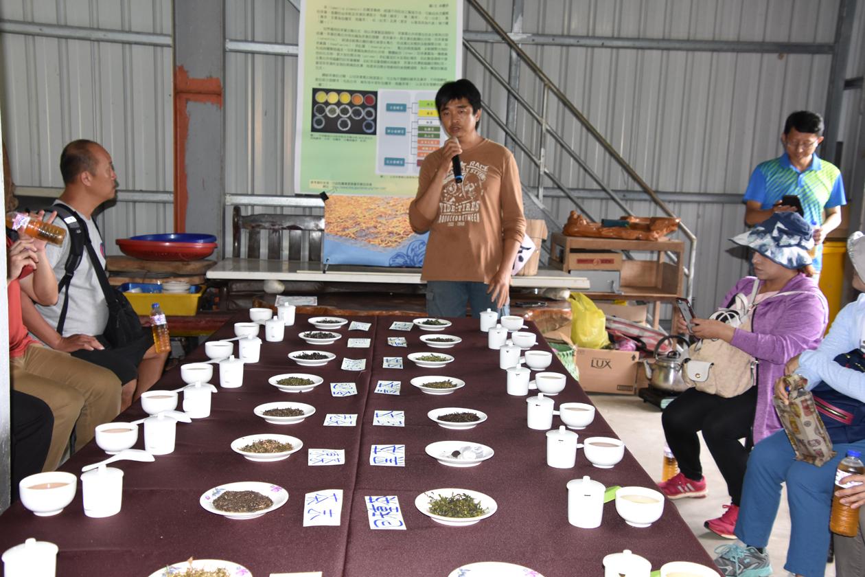農育課程體驗
