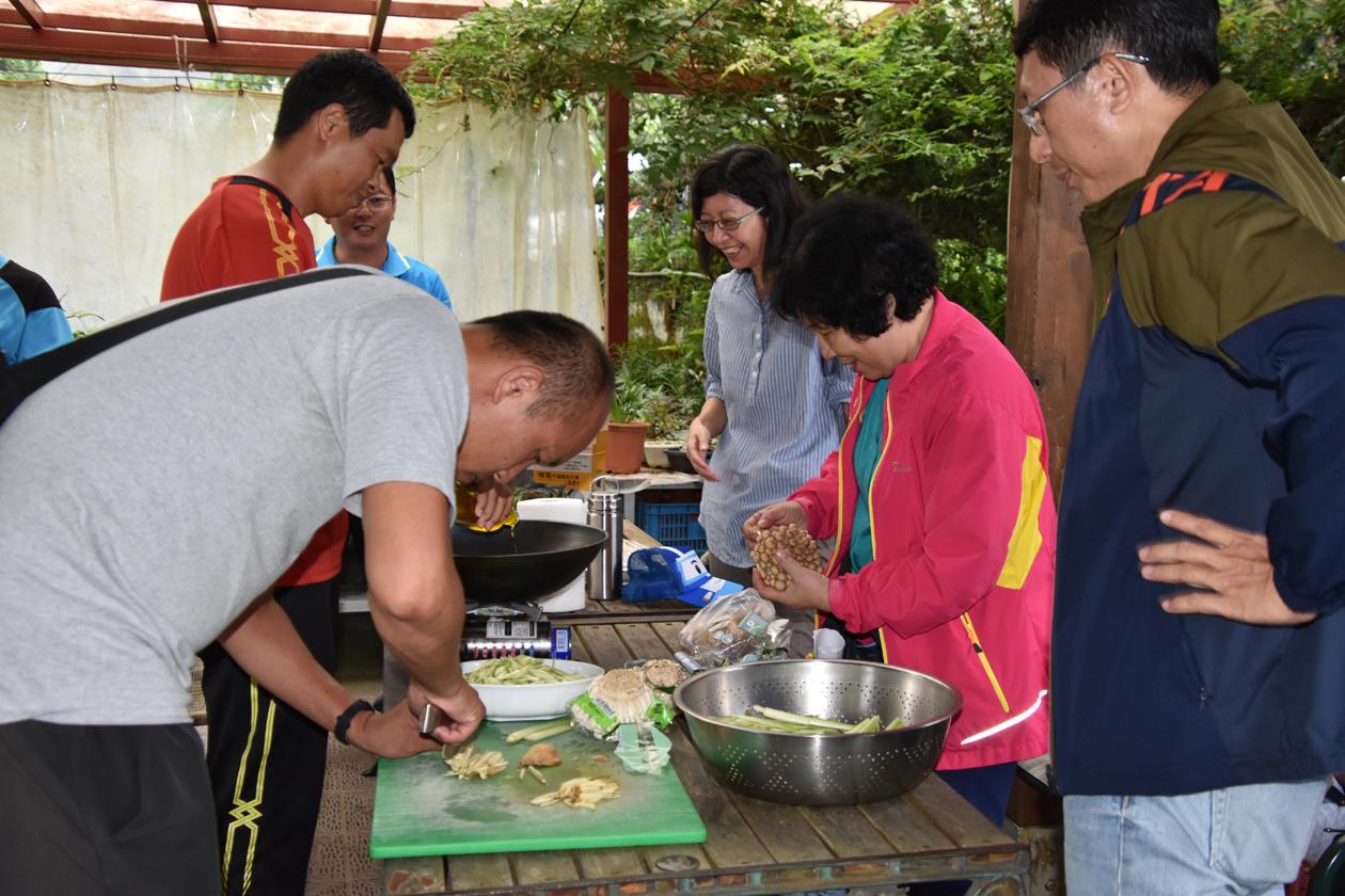 食育課程體驗
