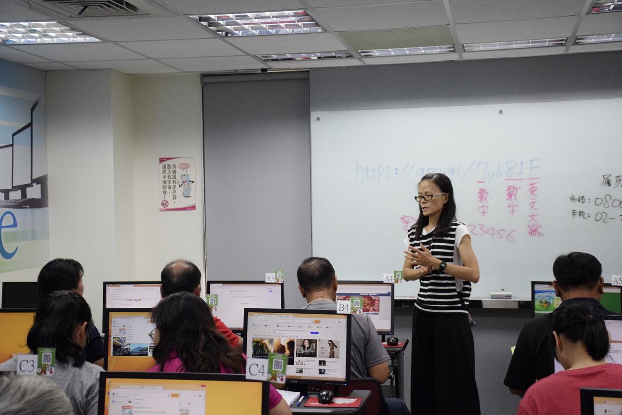 加元科技有限公司楊專案經理淑媚教授產銷履歷資訊系統操作